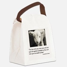 Murder2.png Canvas Lunch Bag