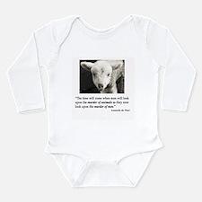 Murder2.png Long Sleeve Infant Bodysuit