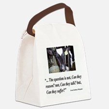 Can they suffer DARK SHIRT.png Canvas Lunch Bag