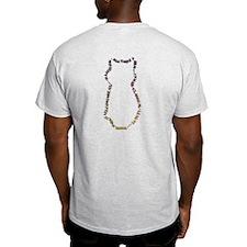 Mortifera Rana Ash Grey T-Shirt