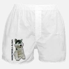 Mortifera Rana Boxer Shorts