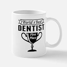 World's Best Dentist Mugs