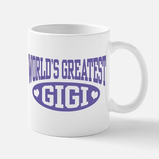 World's Greatest Gigi Mug