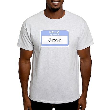 My Name is Jesse Light T-Shirt