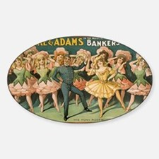 Vintage poster - Bankers and Brokers Decal