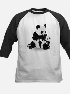 Panda & Baby Panda Baseball Jersey