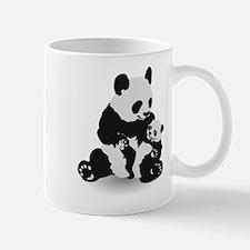 Panda & Baby Panda Mugs
