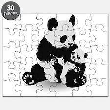 Panda & Baby Panda Puzzle
