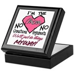 I'm The Mom! Keepsake Box