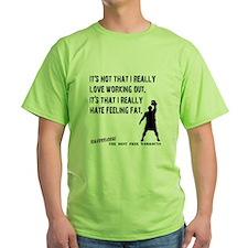 Cute Work out T-Shirt