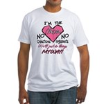 I'm The Mom! Fitted T-Shirt