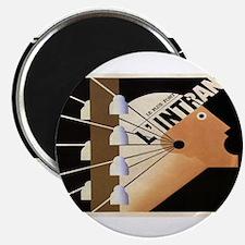 Vintage poster - L'Intrans Magnets