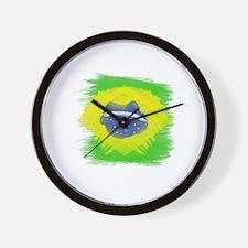 Unique Brazilian jiu jitsu Wall Clock
