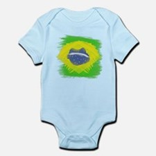 Brazil Flag Brasilian Rio Body Suit