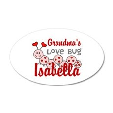 Love Bug Personalize Wall Decal