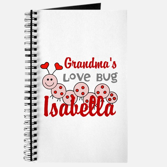 Love Bug Personalize Journal