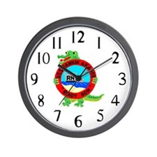 USS Rankin (AKA 103) Wall Clock