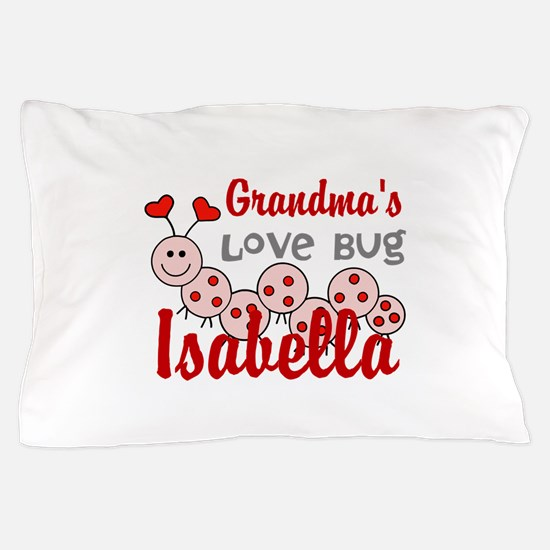 Love Bug Personalize Pillow Case