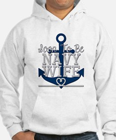 Soon To Be Navy Wife Hoodie