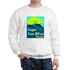 Cape San Blas Florida Sweatshirt