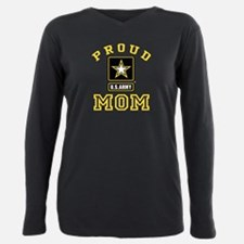 Cool Soldiers moms Plus Size Long Sleeve Tee