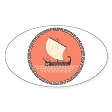 Ancient Ship Decal