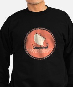 Ancient Ship Sweatshirt