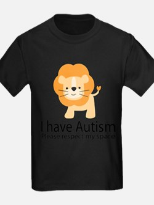 Cute Autism kids T