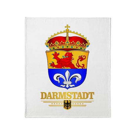 Darmstadt throw blanket by flageuropa for Game design darmstadt