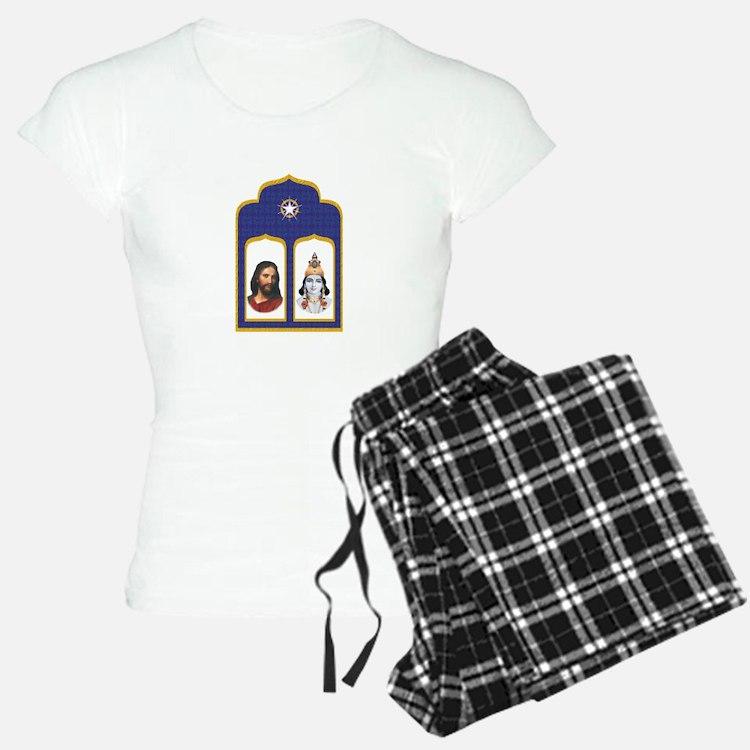 Cute Hindu om Pajamas