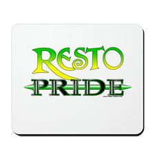 Resto Pride<br> Mousepad