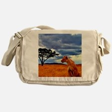 Lioness Storm Messenger Bag