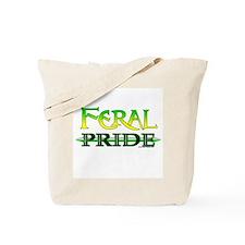 Feral Pride<br> Tote Bag