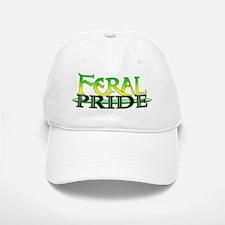 Feral Pride<br> Baseball Baseball Cap