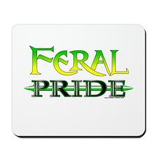 Feral Pride<br> Mousepad