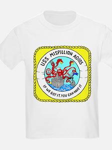 USS Mispillion (AO 105) T-Shirt