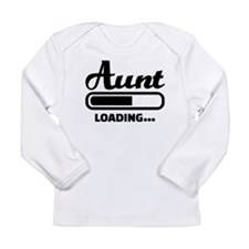 Aunt loading Long Sleeve Infant T-Shirt