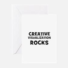 Creative Visualization Rocks Greeting Cards (Pk of