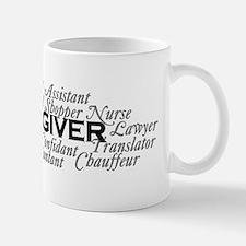 Caregiver Small Small Mug