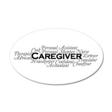 Caregiver Wall Decal