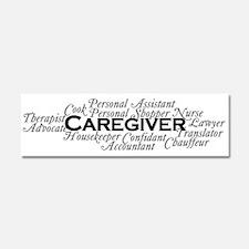 Caregiver Car Magnet 10 x 3