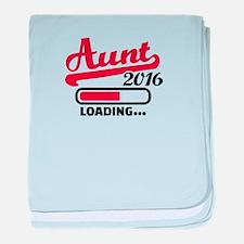 Aunt 2016 baby blanket