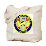 USS Milwaukee (AOR 2) Tote Bag