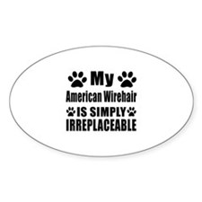 My American Wirehair cat is simply Decal