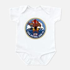 USS Petrel (ASR 14) Infant Bodysuit