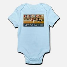 Vintage poster - Derby Day Body Suit