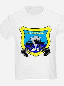 USS Chickasaw (ATF 83) T-Shirt