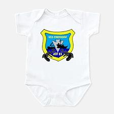 USS Chickasaw (ATF 83) Infant Bodysuit