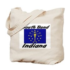 South Bend Indiana Tote Bag