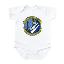 USS Norton Sound (AVM 1) Infant Bodysuit